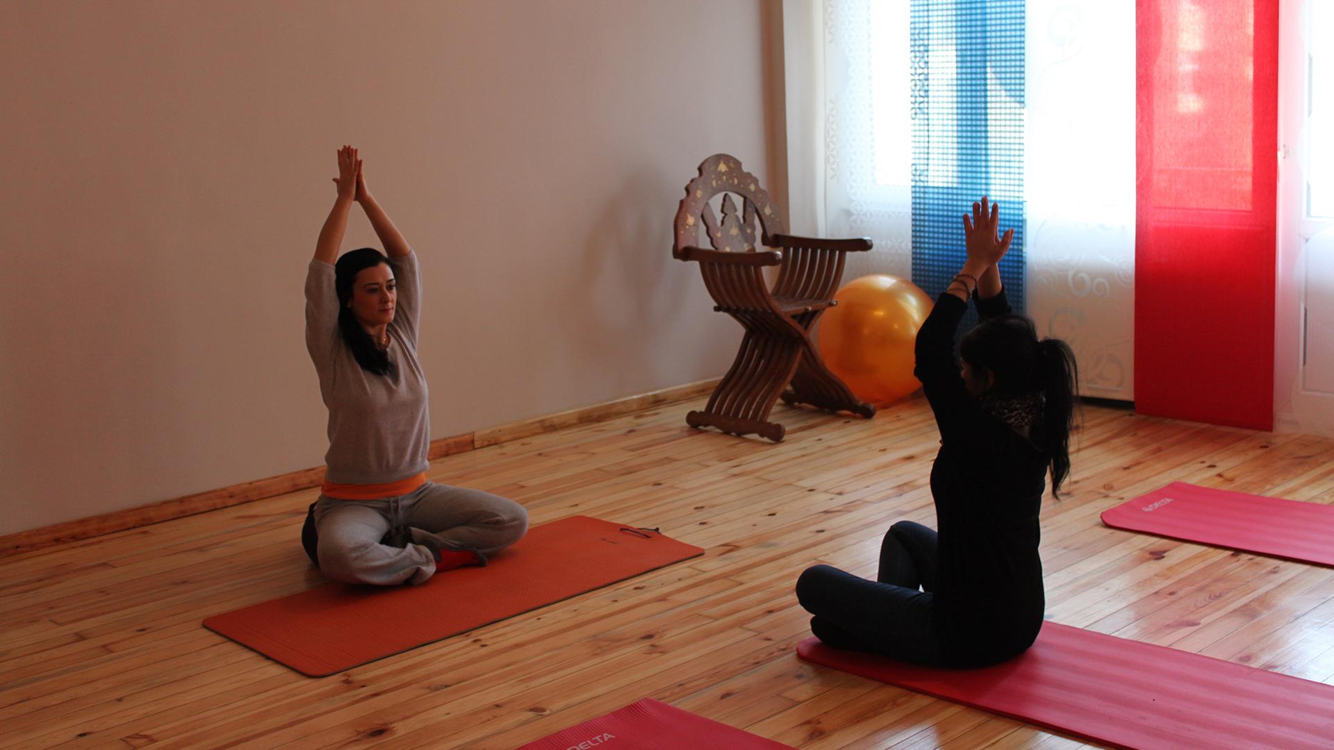 Özel Yoga Dersi