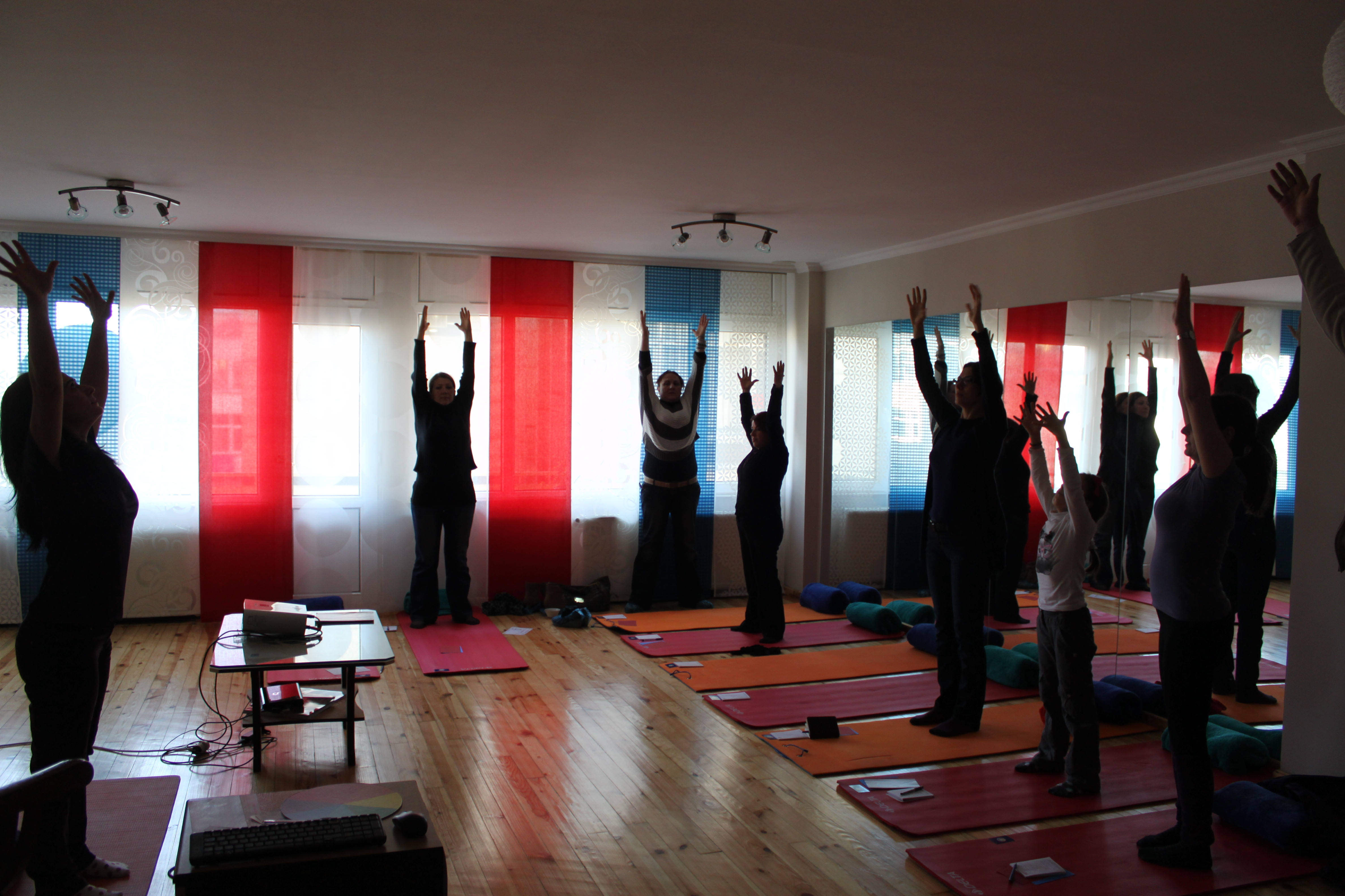 7 Renk Nefes Workshop/ Terapia /2011