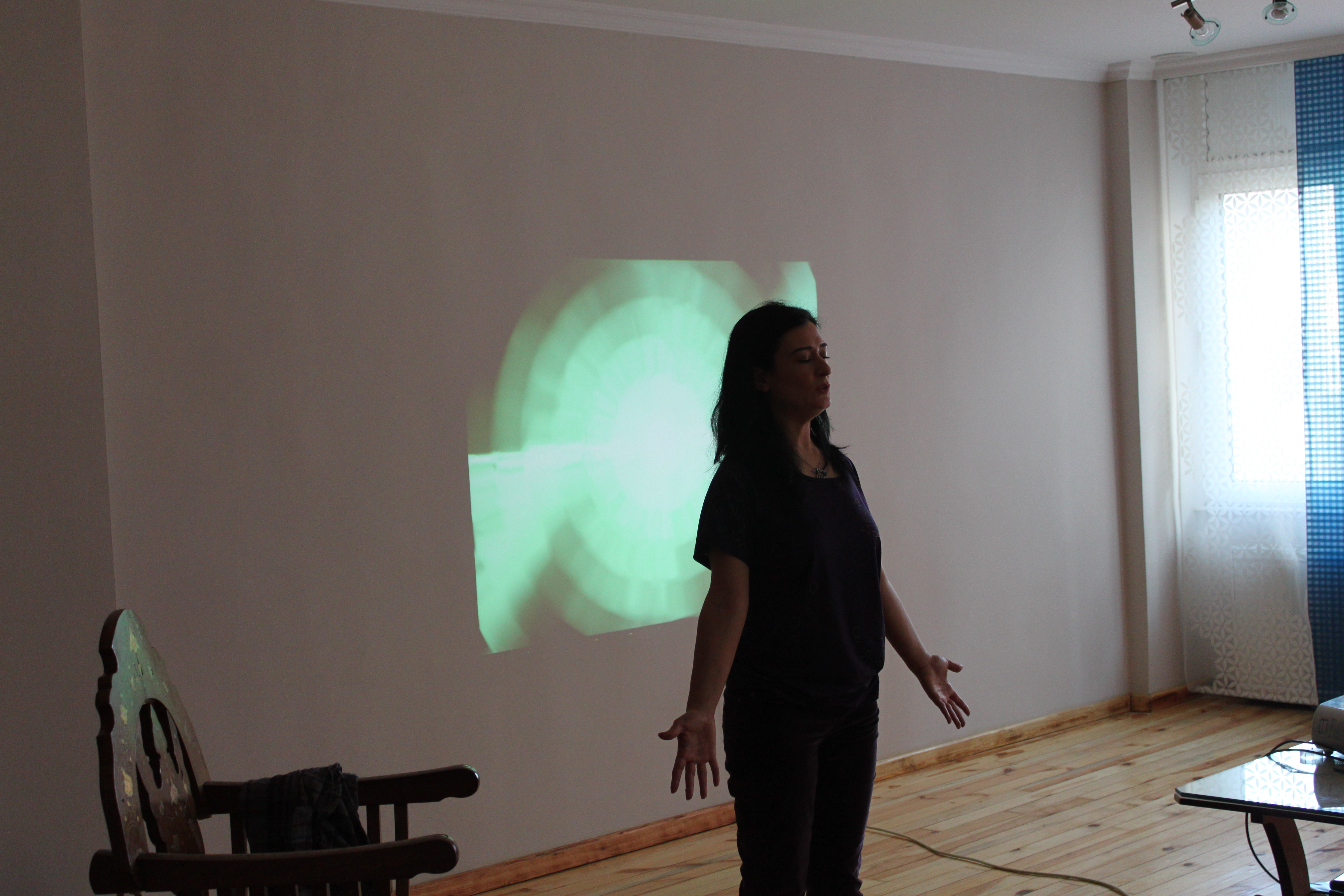 7 Renk Nefes Workshop/ Terapia/ 2011
