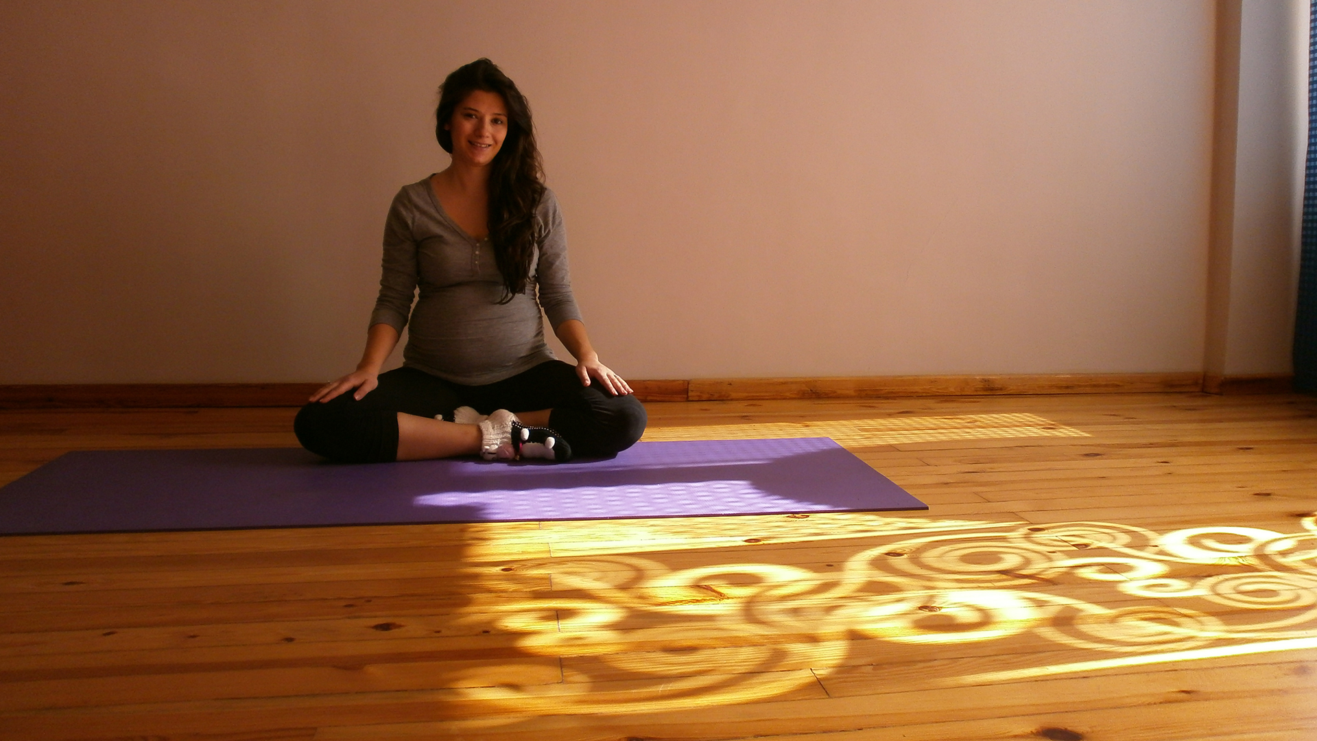 Hamile İçin Yoga Dersi