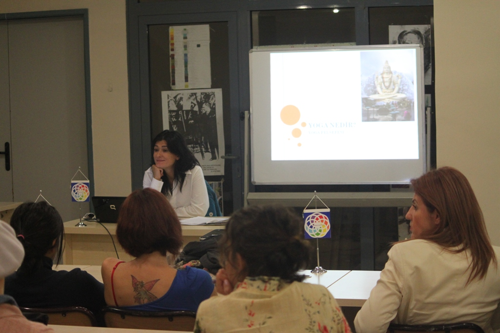 Yoga Felsefesi Sunum/Barış Manço Kültür Merkezi/2011