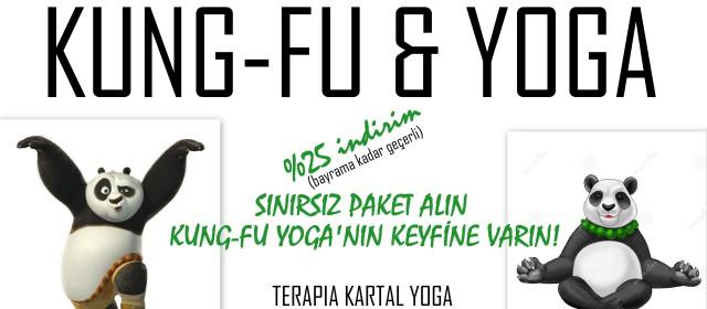 KUNG-FU&YOGA